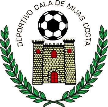 Escudo de C. D. CALA DE MIJAS COSTA (1) (ANDALUCÍA)