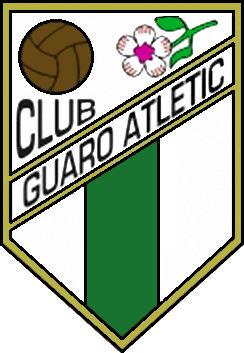 Escudo de C. GUARO ATLETIC A.D. (ANDALUCÍA)