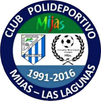 Escudo de C. POLIDEPORTIVO MIJAS-LAS LAGUNAS (ANDALUZIA)