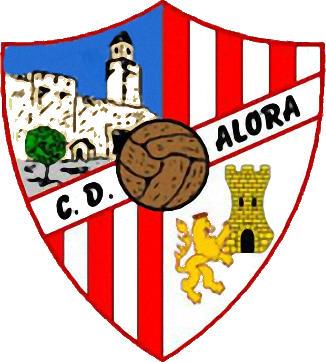 Escudo de C.D. ÁLORA (ANDALUCÍA)