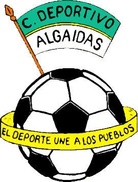 Escudo de C.D. ALGAIDAS (ANDALUCÍA)