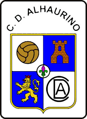 Escudo de C.D. ALHAURINO  (ANDALUCÍA)