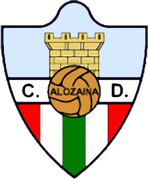 Escudo de C.D. ALOZAINA (ANDALUZIA)