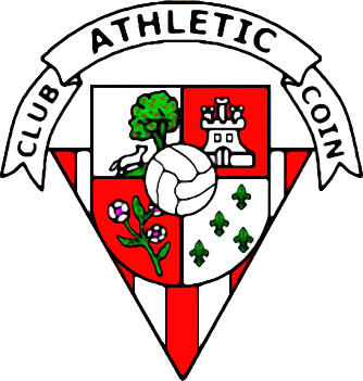 Escudo de C.D. ATHLETIC DE COIN (ANDALUZIA)