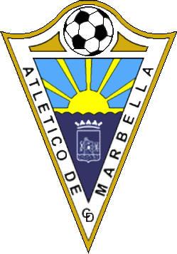 Escudo de C.D. ATLÉTICO MARBELLA (ANDALUCÍA)