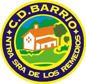Escudo de C.D. BARRIO NTRA SRA DE LOS REMEDIOS (ANDALUCÍA)