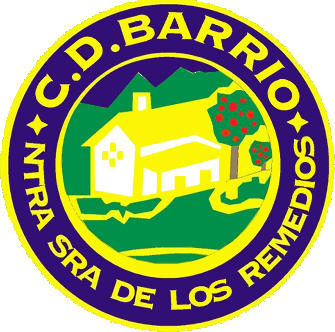 Escudo de C.D. BARRIO NTRA, SRA LOS REMEDIOS (ANDALUZIA)