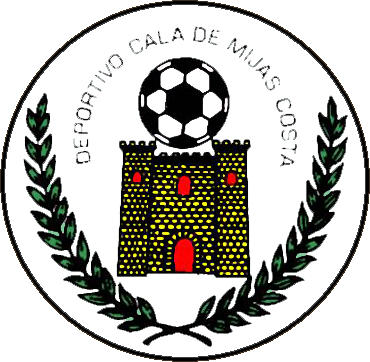 Escudo de C.D. CALA DE MIJAS (ANDALUZIA)