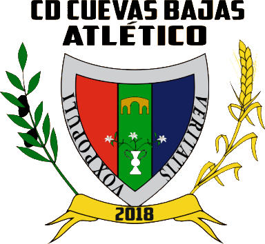 Escudo de C.D. CUEVAS BAJAS ATLÉTICO (ANDALUCÍA)