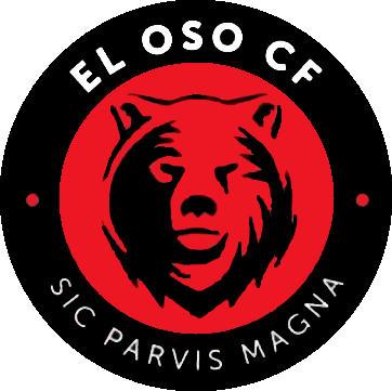 Escudo de C.D. EL OSO C.F. (ANDALUCÍA)