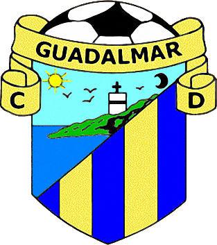 Escudo de C.D. GUADALMAR (ANDALUZIA)