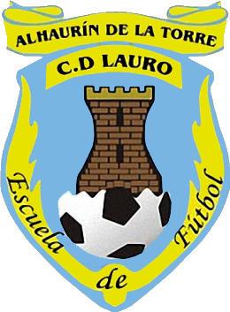 Escudo de C.D. LAURO (ANDALUZIA)