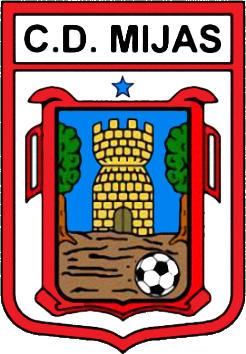 Escudo de C.D. MIJAS  (ANDALUCÍA)