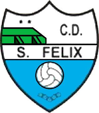 Escudo de C.D. SAN FÉLIX (ANDALUCÍA)