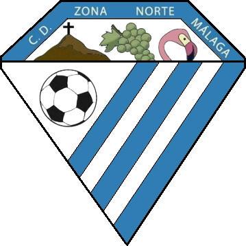 Escudo de C.D. ZONA NORTE MÁLAGA (ANDALUCÍA)