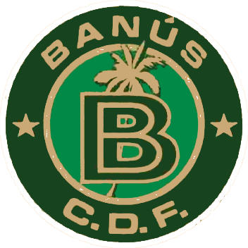 Escudo de C.D.F. BANÚS (ANDALUCÍA)