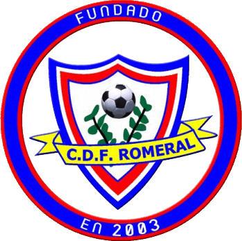 Escudo de C.D.F. ROMERAL (ANDALUCÍA)