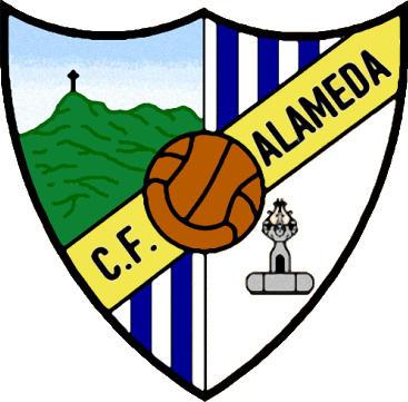 Escudo de C.F. ALAMEDA (ANDALUZIA)