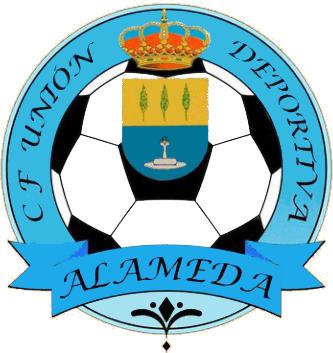 Escudo de C.F. U.D. ALAMEDA (ANDALUCÍA)