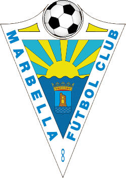 Escudo de MARBELLA F.C. (ANDALUZIA)