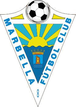 Escudo de MARBELLA F.C. (ANDALUCÍA)