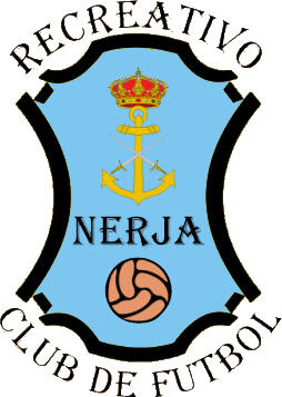 Escudo de RECREATIVO NERJA C.F. (ANDALUCÍA)