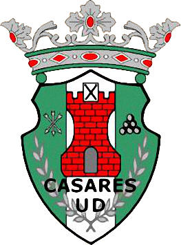 Escudo de U.D. CASARES (ANDALUCÍA)