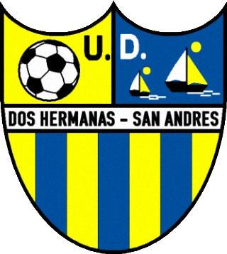 Escudo de U.D. DOS HERMANAS S. ANDRES (ANDALUZIA)