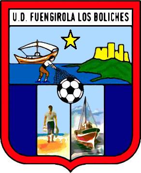 Escudo de U.D. FUENGIROLA LOS BOLICHES (ANDALUCÍA)