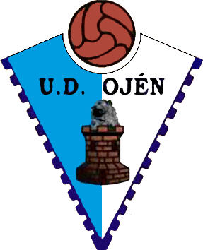 Escudo de U.D. OJEN (ANDALUCÍA)