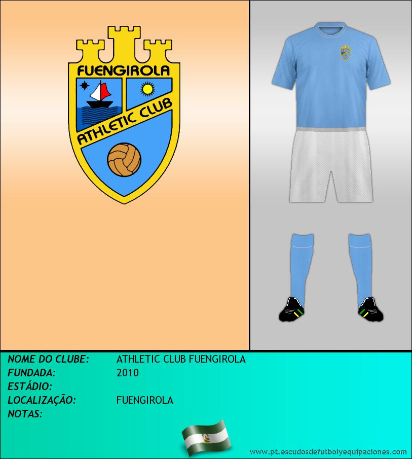 Escudo de ATHLETIC CLUB FUENGIROLA
