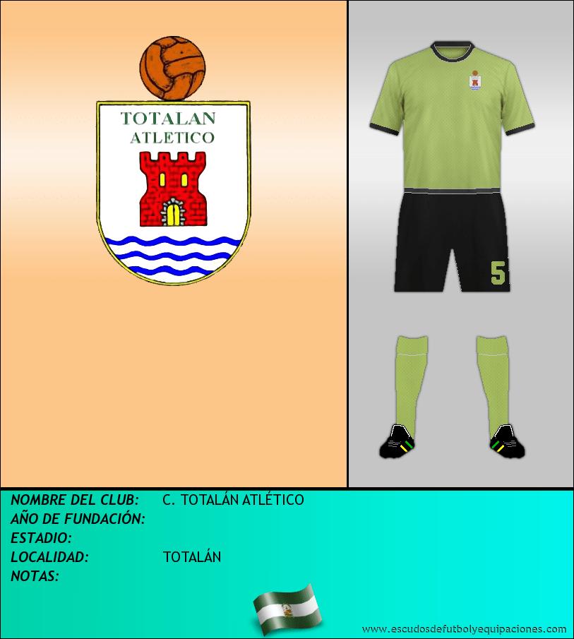 Escudo de C. TOTALÁN ATLÉTICO