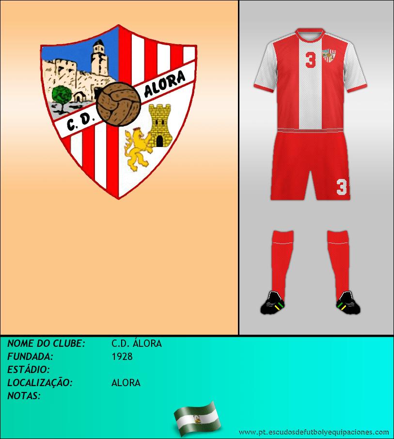 Escudo de C.D. ÁLORA
