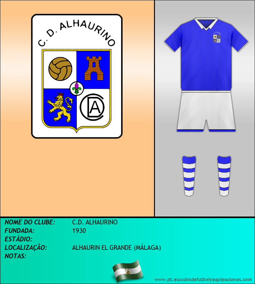 Escudo de C.D. ALHAURINO