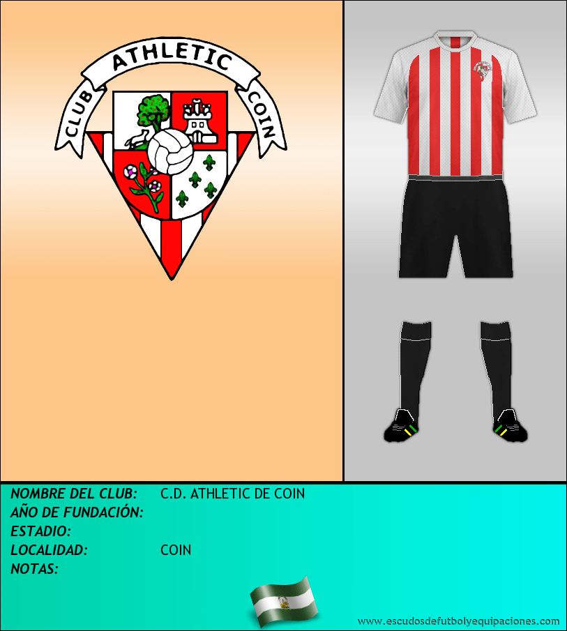 Escudo de C.D. ATHLETIC DE COIN
