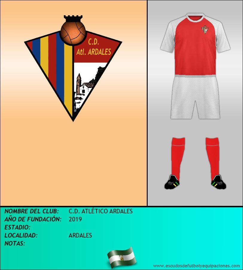 Escudo de C.D. ATLÉTICO ARDALES