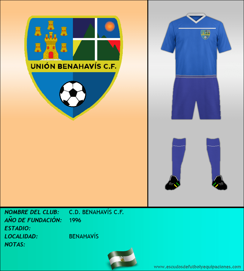 Escudo de C.D. BENAHAVÍS C.F.