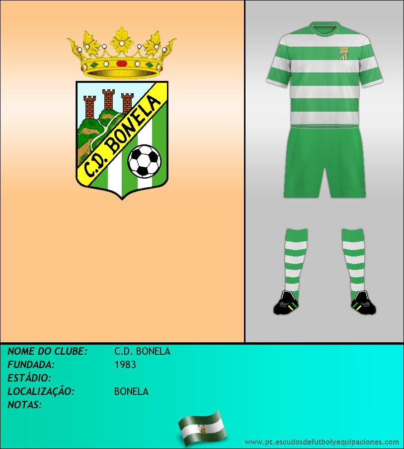 Escudo de C.D. BONELA