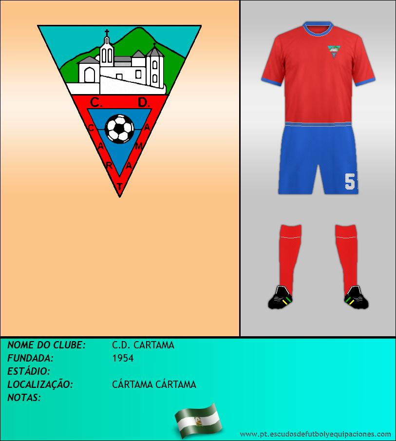 Escudo de C.D. CARTAMA