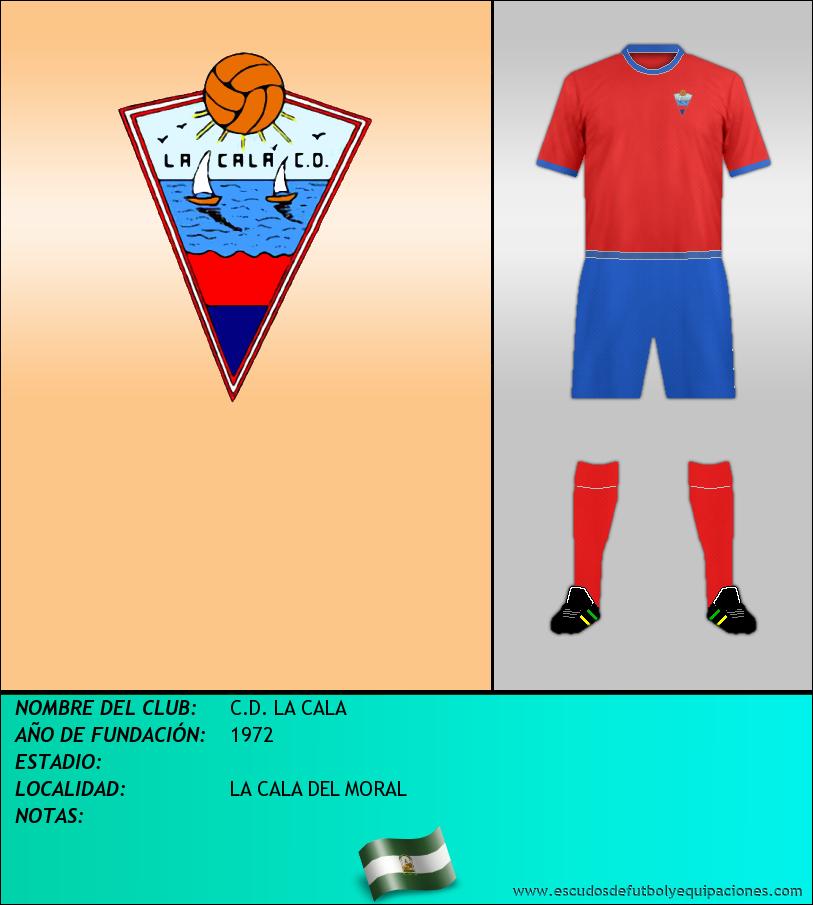 Escudo de C.D. LA CALA