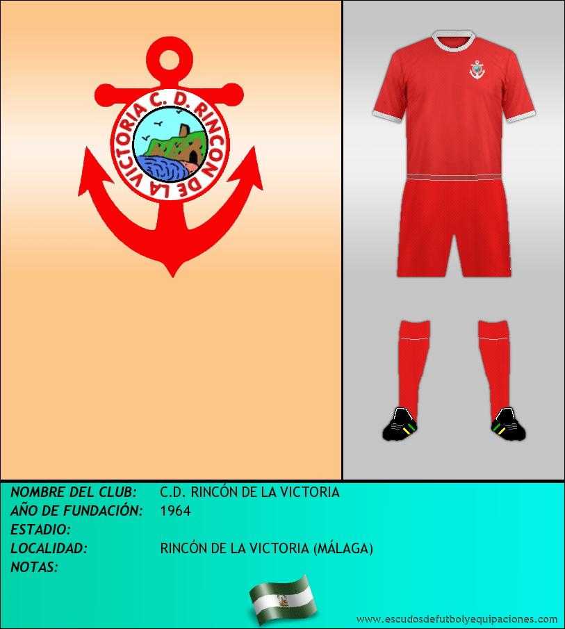 Escudo de C.D. RINCÓN DE LA VICTORIA