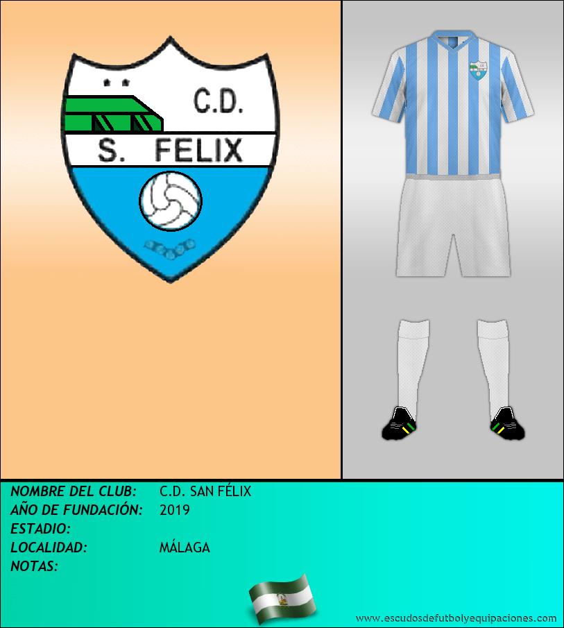 Escudo de C.D. SAN FÉLIX