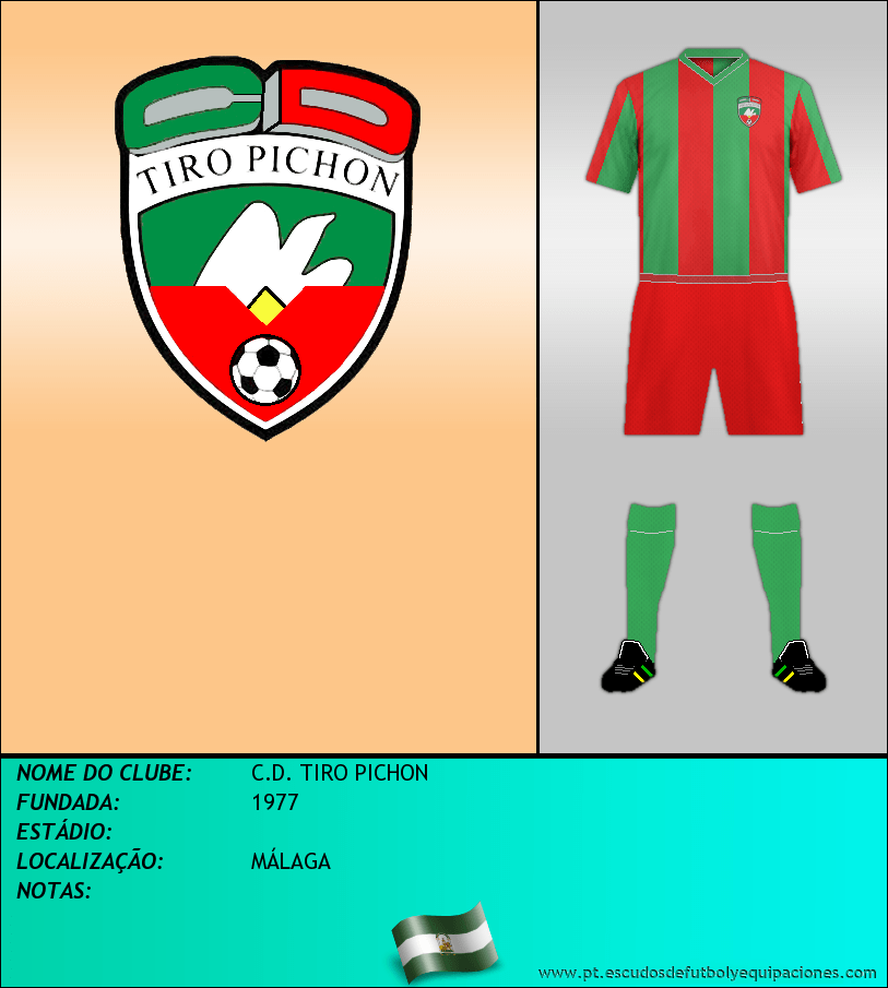 Escudo de C.D. TIRO PICHON