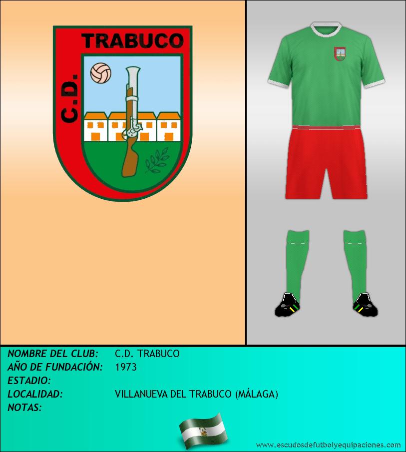 Escudo de C.D. TRABUCO