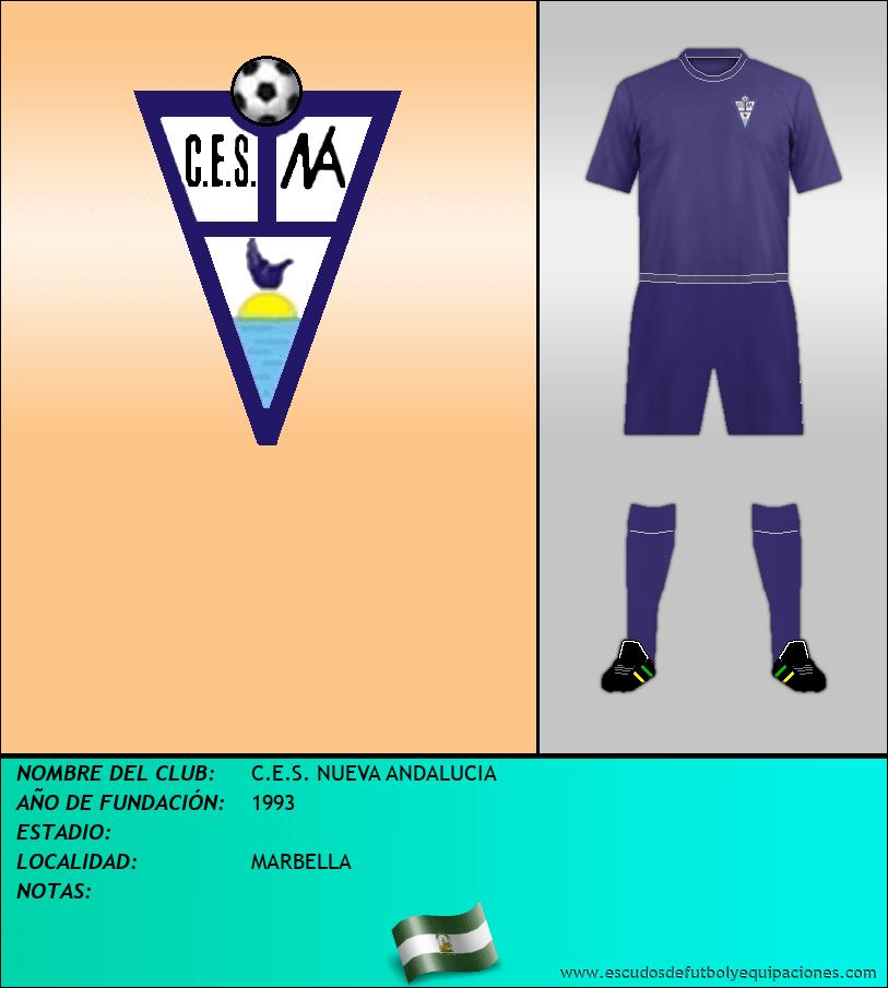Escudo de C.E.S. NUEVA ANDALUCIA