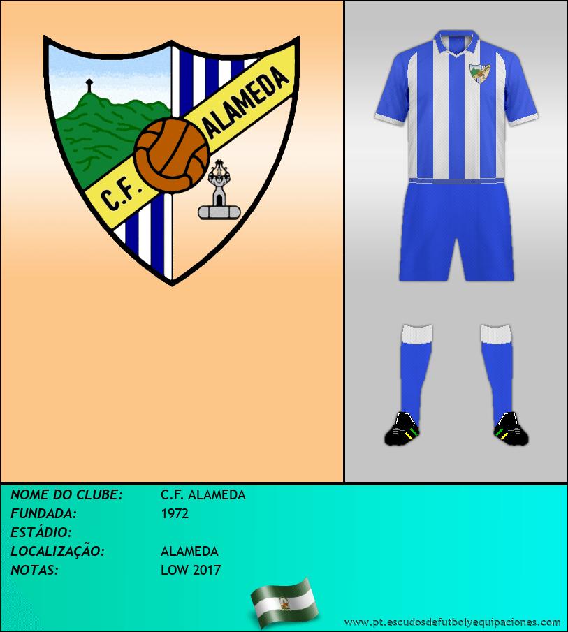 Escudo de C.F. ALAMEDA