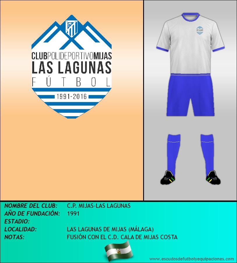 Escudo de C.P. MIJAS-LAS LAGUNAS