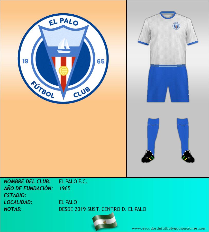Escudo de EL PALO F.C.