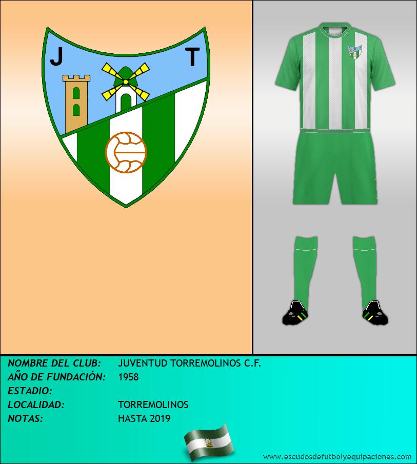 Escudo de JUVENTUD TORREMOLINOS C.F.