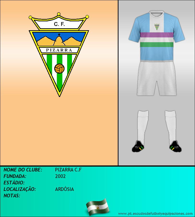 Escudo de PIZARRA C.F